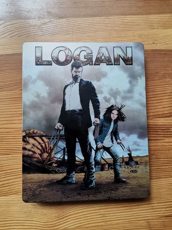 Logan Blu-Ray Steelbook
