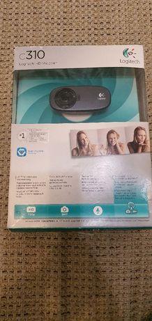 Web camera Вэб камера LOGITECH C310. Новая. 1280 х 720