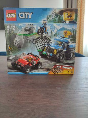 Lego city 60172 Гонитва по бездоріжжю