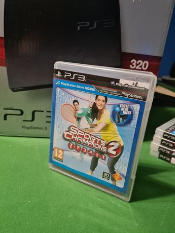 Ps3 Sports Champions 2 Po Polsku PlayStation 3 Move igła