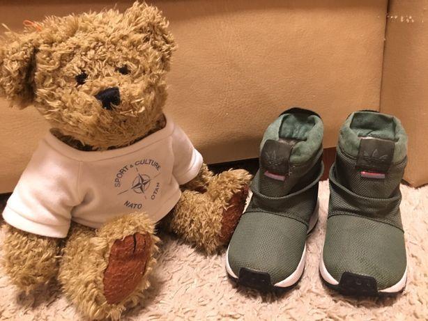 Детские зимние сапожки Adidas