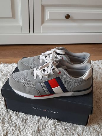 TOMMY HILFIGER  sneakersy r. 38