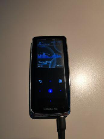 Leitor MP4 Samsung YP-S3J 2GB