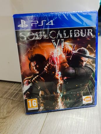 Gra Soulcalibur ps4