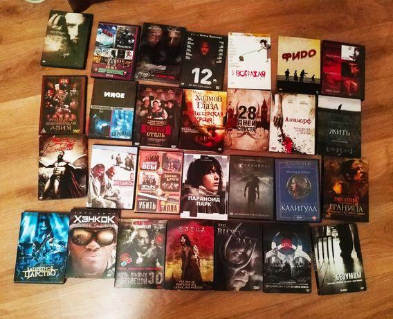 Продам коллекцию DVD 56 шт.