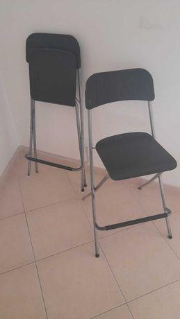 Cadeiras Altas Mesa IKEA