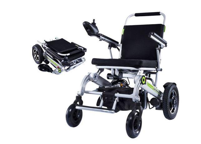 Dofinansowanie 10 000 zł PFRON Wózek inwalidzki elektryczny H3S
