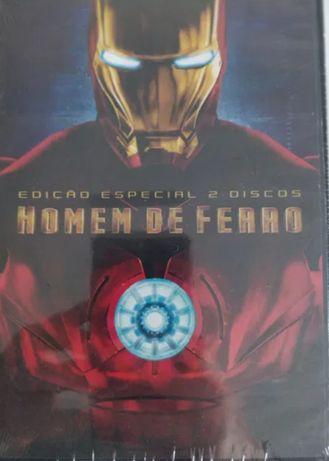 Home de Ferro Edição de Colecionador DVD