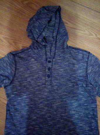 одяг на підлітка 3шт. джинсова рубашка сорочка рeглан (ріст 158-164)
