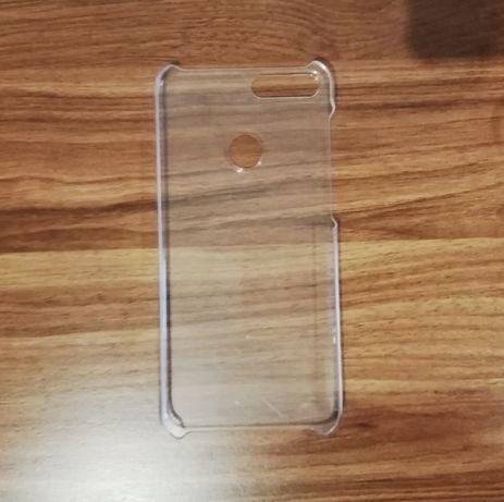 Plastikowe, przezroczyste etui do Huawei p smart