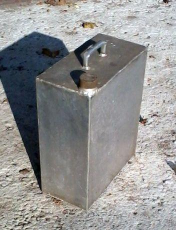Алюминиевая канистра 40 литров.