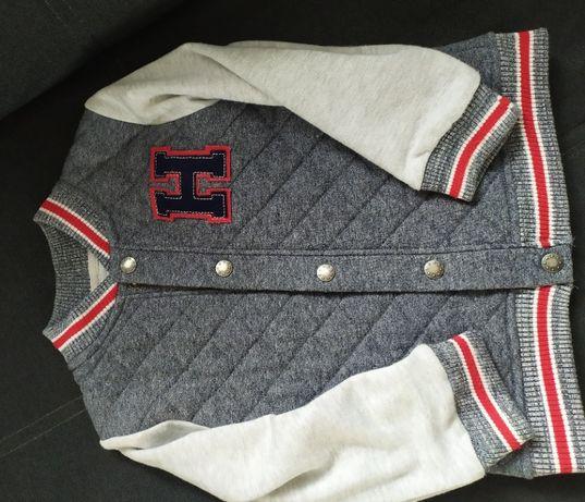kurtka bluza 116,jak nowa