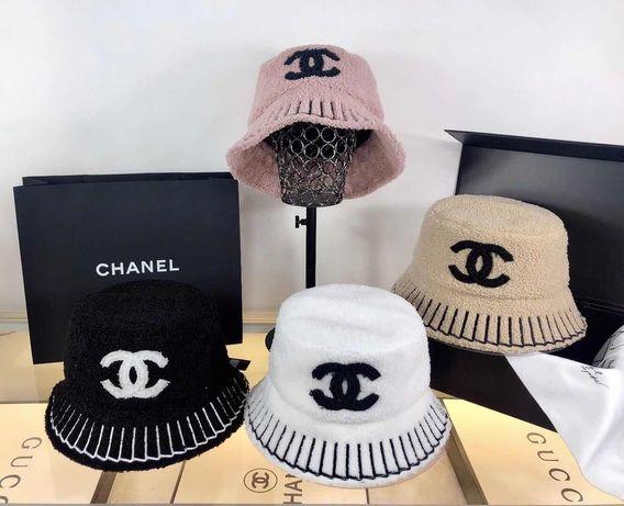 Панама тёплая Chanel