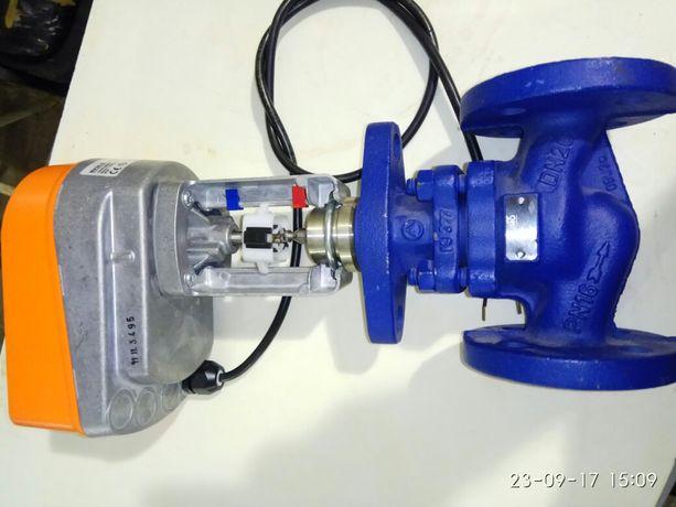 Электропривод клапана(клапан с электроприводом)