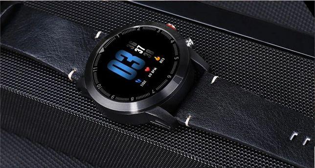 SMARTWATCH L133 zegarek męski PULS CIŚNIENIE wodoodporny IP67 kroki