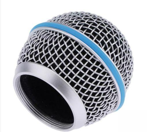 Сетчатая головка микрофона Shure Beta 58A