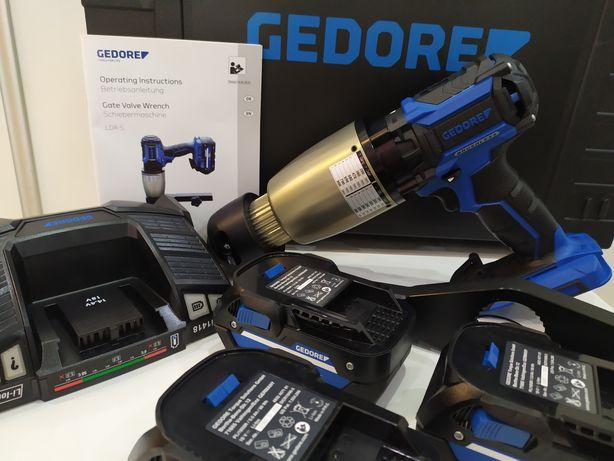 Klucz dynamometryczny aku zakretarka GEDORE LDA-O9S 3/4 cala 3x5.0ah