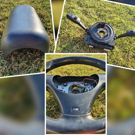 Części Kierownica obudowa przełącznik BMW E87