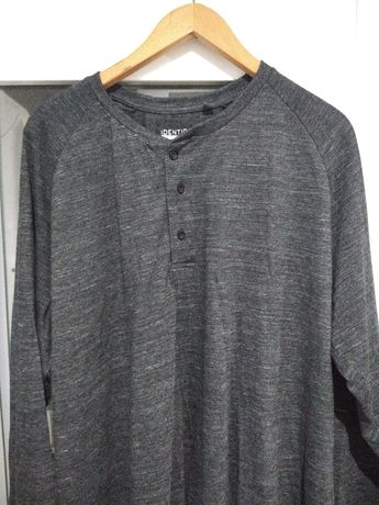 T-shirt męski długi rekaw