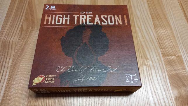 High Treason gra planszowa