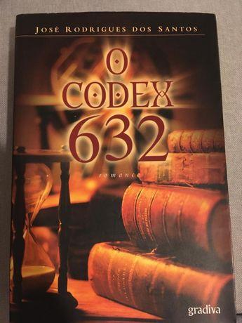 Livro: 'O codex 632'