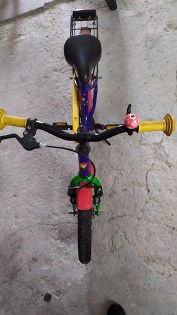 Dziecięcy rower 16'