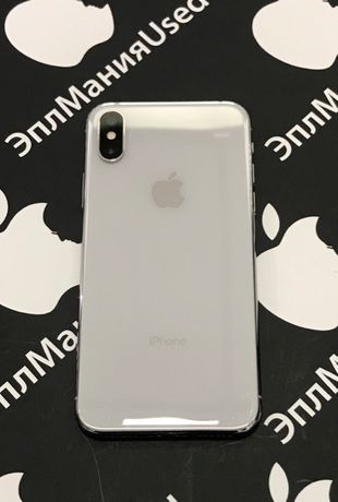 iPhone X 256gb Silver / Space Gray
