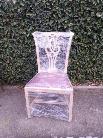 Cadeira de madeira como nova 25€