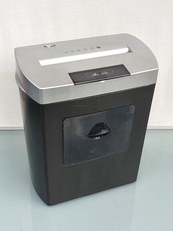 Niszczarka dokumentów plyt CD kart Tchibo 20 litrów