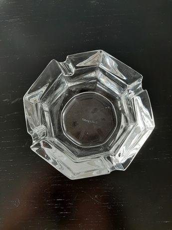 Cinzeiro cristal villeroy & boch Novo em caixa