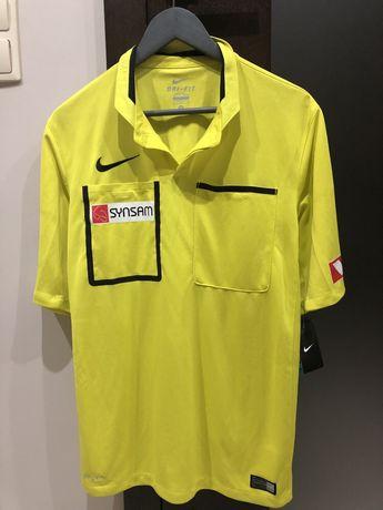Nowa koszulka t-shirt M Nike neon żółta zielona