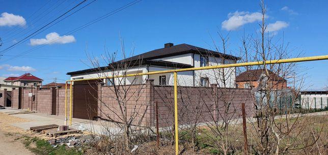 Сдам свой новый дом в пгт.Хлебодарское.