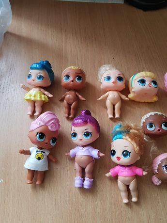 Куклы Лол (и запасные головы)