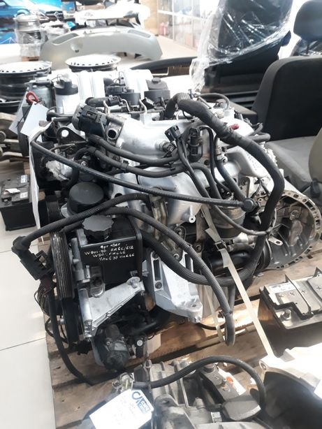 Замена двигателя 906 Спринтер переделка  ОМ651 на 646 611 612 602