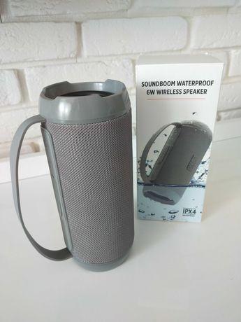 Głośnik bezprzewodowy Bluetooth 6W Waterproof