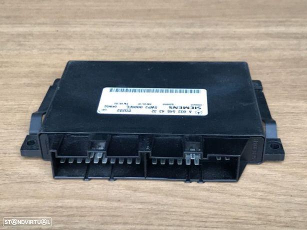 Módulo Control Caixa Velocidades Mercedes C220 CDI de 03 a 06