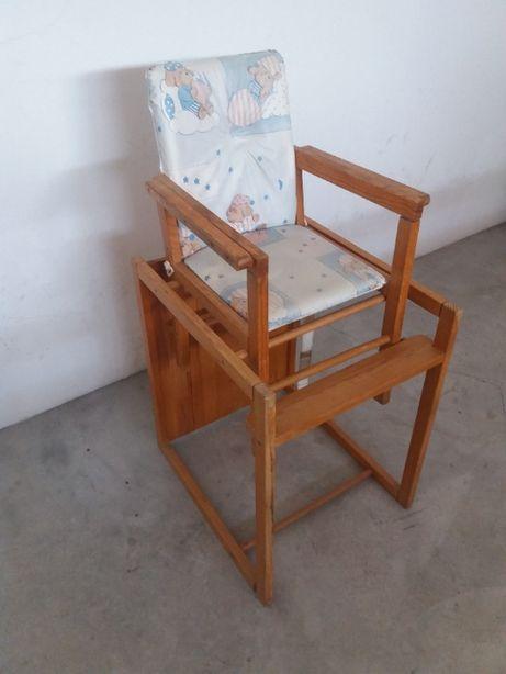 cadeira/mesa de criança para despachar