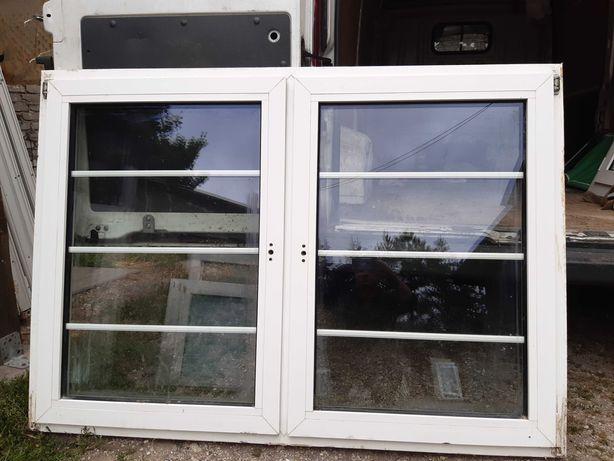 Okna Pcv -sz157x112wys- (3szt)