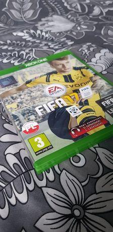 FIFA 17 Polski Komentarz na Xbox one