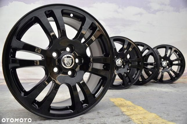 Felgi 7,5x17 5x108 Jaguar XE XJ XJR XF F E-Pace