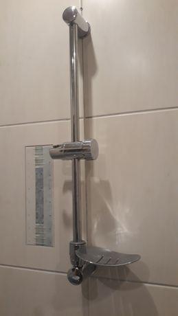 Uchwyt prysznicowy, do prysznica