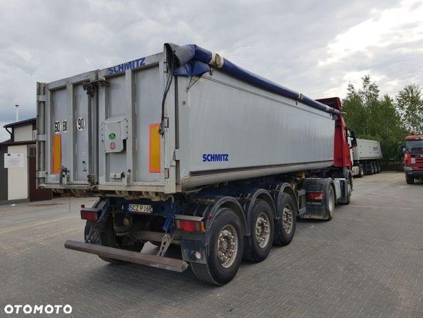 Schmitz Cargobull Skl 24  Naczepa wywrotka 27m3 SCHMITZ 2008 klapodrzwi