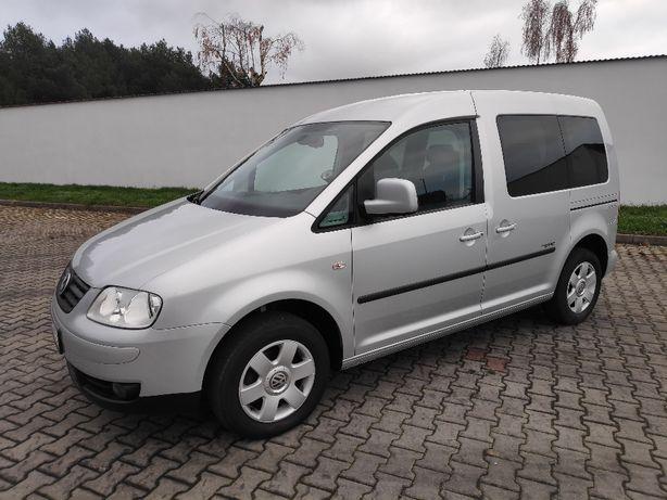 Volkswagen CADDY 1.9 TDI 105km 2010r. Zarejestrowany !!! Zadbany.