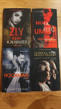 Zestaw książek- do poczytania