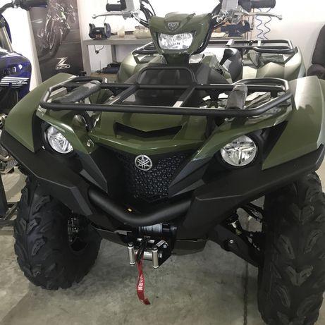 Yamaha grizzly 700 2021