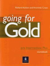 Going for gold, pre-intermediate plus, coursebook