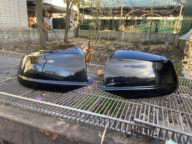 Оригинальные крышки зеркал BMW F10 F11