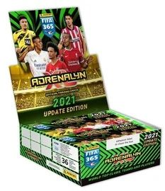 Karty Panini Adrenalyn FIFA 365 20/21 Update Edition