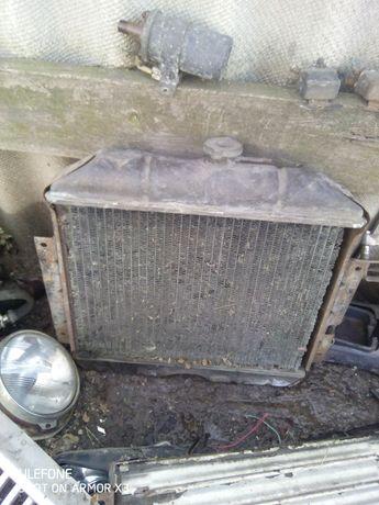 Продам радиатор пер.решотку печку окл.колонку