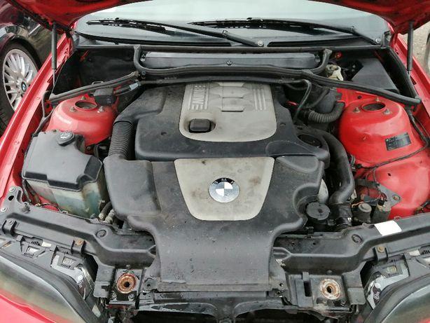 chlodnica klimatyzacji bmw e46